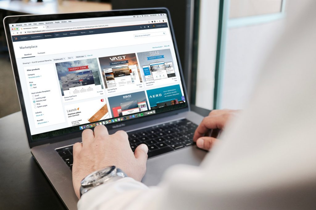 web, design, computer